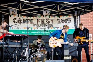 Crick Fest 2015 KP by Thomas Ball