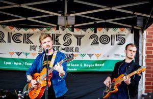 Crick Fest 2015 by Thomas Ball
