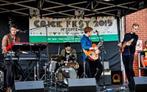Crick Fest KP Thomas Ball 2