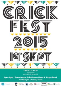 Crick Festival Facebook