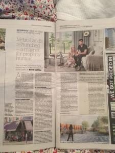 Evening Standard put out 2