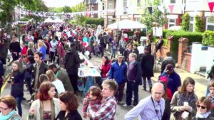 olive road street party