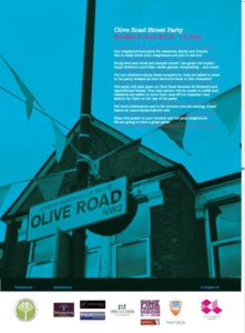 Olive Road poster